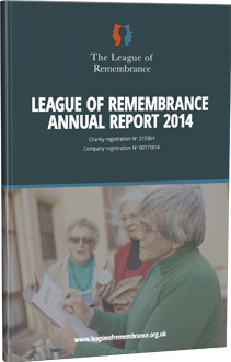 League of Remembrance Annual Report 2014