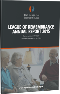League of Remembrance Annual Report 2015