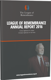 League of Remembrance Annual Report 2016